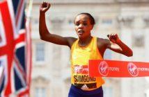 Jemima Sumgong - Keniaweb