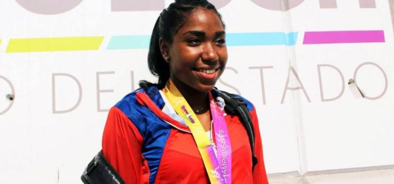 Camagüeyana Davisleidys Velazco clasificó a final del triple salto del Mundial juvenil de Atletismo