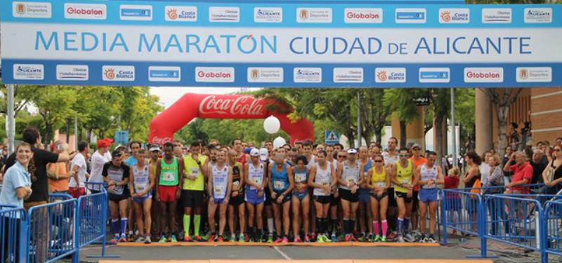 La Media Maratón De Alicante Será El 19 De Abril 2020